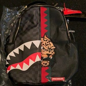 SprayGround Backpack Limited Edition